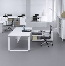 Modern L Desk Contemporary L Shaped Desk White Thediapercake Home Trend