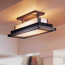 Kitchen Overhead Lighting Ideas Inspiring Lightofflushmountkitchenceilinglightfixtureson Pic For