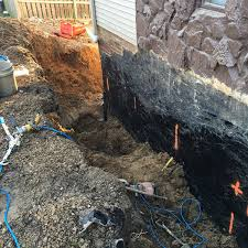 expert roofing and basement waterproofing basement waterproofing mcf construction and foundations
