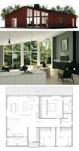 contemporary modern house plan 76461small cabin floor plans small