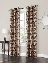 jupiter grommet curtain panel curtain u0026 bath outlet