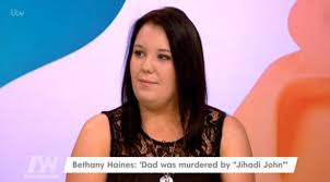 Daily Express News Desk Bethany Haines Speaks Out About Watching Horrifying Video Of Dad