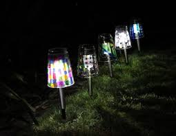 solar lights for craft projects make mosaic solar light covers from plastic cups tu tu tu torials