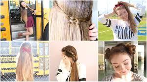 easy hairstyles zoella instagram hairtechkearney