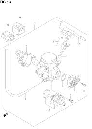 suzuki king quad parts diagram periodic u0026 diagrams science