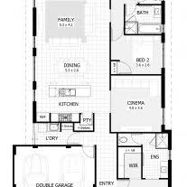 single storey house plans home architecture this layout with rooms single story