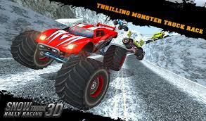 snow racing monster truck 17 android apps google play