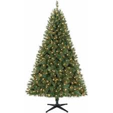 treed walmart decorations artificial pre lit