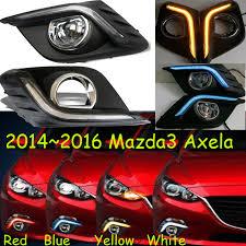 2016 mazda 3 fog light kit 2014 2016 mazd 3 daytime light axela daytime light free ship led