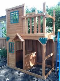 costco uk solowave cedar summit georgian manor playhouse 2 10