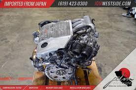 toyota camry v6 engine 99 03 toyota camry 3 0l vvti v6 engine 1mz fe fwd toyota avalon 1mz fe