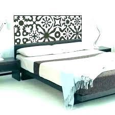 chambre avec tete de lit tete de lit adulte lit avec tete de lit matelassee tete de lit