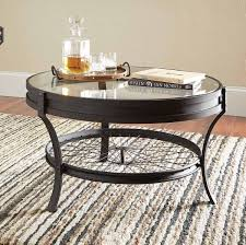 coaster 705218 coffee table sandy black 705218 at homelement com