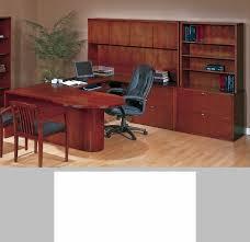 Metal L Shaped Desk Osp Furniture Kenwood Hardwood Veneer 66 U0027 U0027 L Shaped Desk With