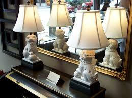 foo dog lamps barbara cosgrove foo dog lamps foo dog lamps ebay