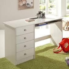 bureau bois massif blanc bureau pin massif grand bureau blanc lepolyglotte bureau d angle