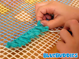 Hook Latch Rugs Found Rare Smurf Item Anyone Ever Seen It Before