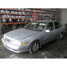 1999 Volvo S70 Interior Used 2000 Volvo S70 Parts Silver With Tan Interior 4 Cylinder