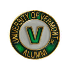 alumni pin alumni v lapel pin the uvm bookstore