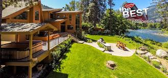 vacation homes in riverside vacation home voted best in the nw leavenworth wa