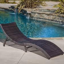 Chaise Lounge Pool Grey Outdoor Lounge Chairs You U0027ll Love Wayfair