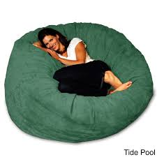 5 foot memory foam bean bag chair free shipping today