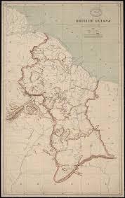 Rit Map British Guiana World Digital Library