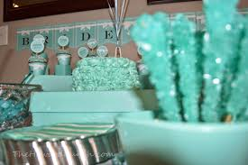 robin egg blue gift boxes the howard bunch a breakfast at s bridal shower part 2