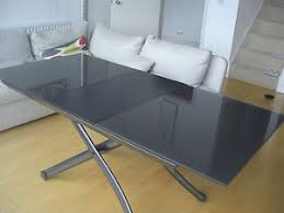 ligne roset yo yo table height adjustable and extendable ligne