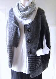 ML181 Love This Cardigan pattern by Maddy Cranley