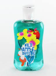 wild apple daffodil shower gel archway variety
