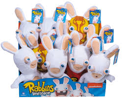 toys r us siege social rabbids invade stores