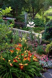 Garden Glass Art The Cottage Garden In July Conrad Art Glass U0026 Gardens