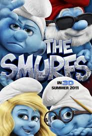 smurfs u201d movie trailer review coyotestyle