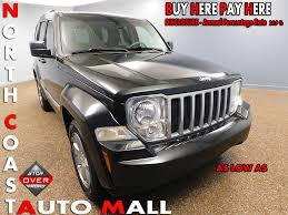 used jeep liberty 2008 2008 used jeep liberty 4wd 4dr limited at north coast auto mall