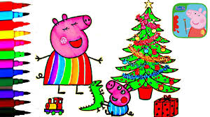 Peppa Pig 2017 Book Peppa Pig Coloring Book Pages Mummy Pig S Tree