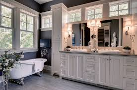 bathroom trim ideas bathroom traditional with his and hers double
