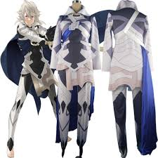 fire emblem if fates avatar corrin uniform halloween anime