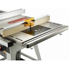 dewalt table saw extension great router table extension for table saws
