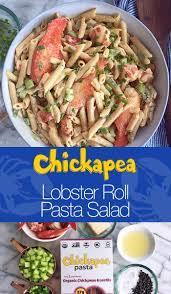 Pasta Salad Ingredients Lobster Roll Pasta Salad Chickapea Pasta