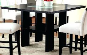 glass counter height table sets glass counter high tables ochomilismo info