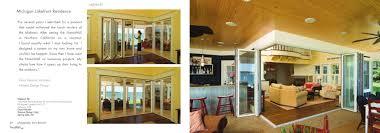 Kitchen Bar Design Quarter Dining Room Exciting Nanawall For Inspiring Exterior Home Design