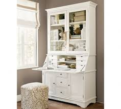 Pottery Barn White Desk With Hutch Elliott Desk U0026 Hutch Pottery Barn Kids For Modern Residence And