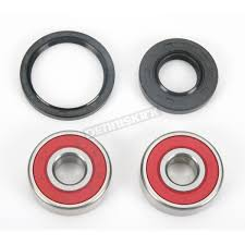 all balls front wheel bearing and seal kit 25 1312 motorcycle