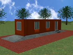 furniture insulated shipping container prefabricated shipping