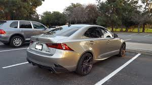lexus isf rear diffuser calling all 2014 is with add on rear diffuser clublexus