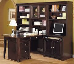 mini computer desk computer credenza wall unit with power bar hooker furniture inside