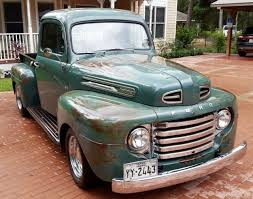 1950 ford up truck 1950 ford f1 rod up truck for sale photos technical