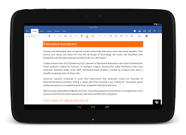 Home To Office by Office For Android Tablet News Center