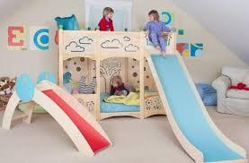 kinderzimmer mit hochbett und rutsche 50 fotos archzine net - Rutsche Kinderzimmer